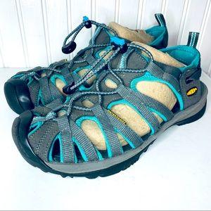 Women's KEEN Whisper Waterproof Sandals- 8
